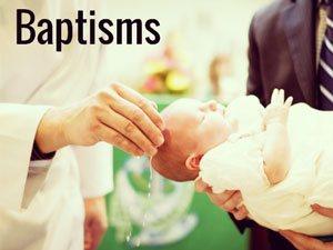 Baptisms
