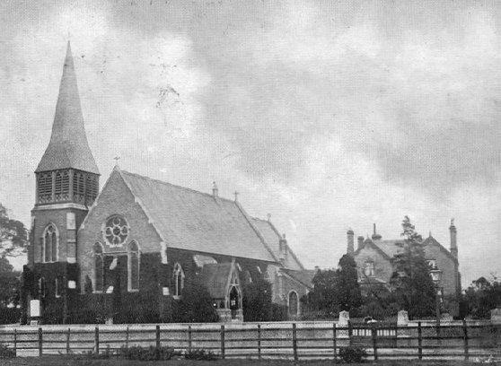Postcard Of Christ Church