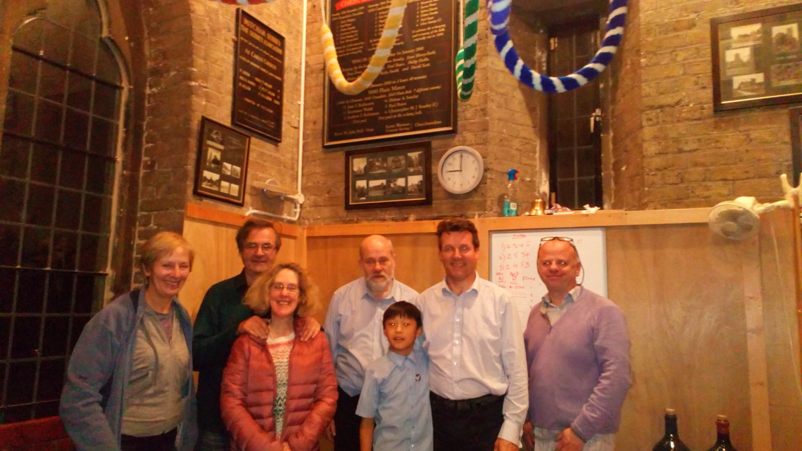 Christ Church Bell Ringer Group