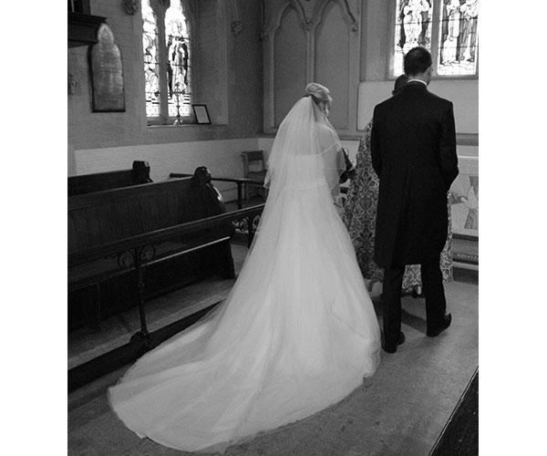 Wedding at Christ Church